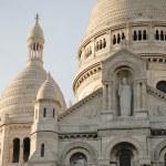 Basilique du Sacré-Cœur, Paris — Stock Photo #5834358