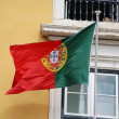 Stockfoto: Flag of Portugal