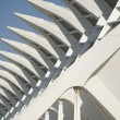 Valencia architecture — Stock Photo