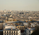 View over paris — Photo