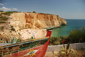 Algarve — Stockfoto