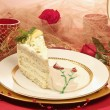Sensual lemon Poppy Cake - Foto Stock