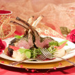 Rack of Lamb - Foto Stock