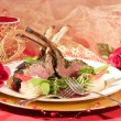 Rack of Lamb — Foto Stock