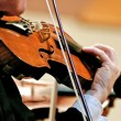 Stock Photo: Symphony Violin