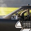 Race Car Driver Blunder — Stock Photo