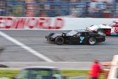 Car Racing — Stock Photo