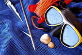 Dive Gear — Stock Photo