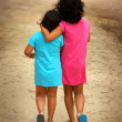 Walking Girls — Stock Photo #5873684