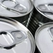 Canned food — Stock Photo