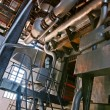 Electric plant - Foto Stock