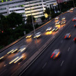 Blurred Cars — Foto de stock #5873926