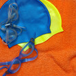Swimming gear - Foto de Stock