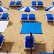 Stock Photo: Beach Chairs