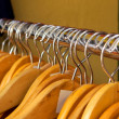 Stock Photo: Clothes Hangers
