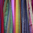 Royalty-Free Stock Photo: Colorful Scarfs