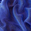 Blue Net Background - Stock Photo