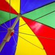 Colorful Sunshade — Stock Photo