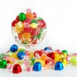 Assorted candies — Foto de Stock