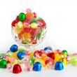 Assorted candies — Stockfoto