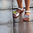 Children Sandals - Stock Photo