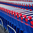 Shopping Karts — Foto de Stock