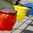 Recycling Bags - Stockfoto