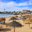 Cascais Beach - Stock Photo
