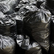 Royalty-Free Stock Photo: Garbage bags