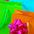 Colorful Bags — Stock Photo