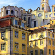 Lisbon Buildings - Foto de Stock