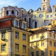 Lisbon Buildings - Stock Photo