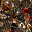 Xmas Background - Stock Photo