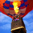 Hot Air Balloon — Stockfoto #5874584