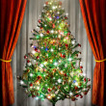 xmas árvore — Foto Stock