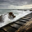 Stock Photo: Estoril Coastline