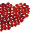 heart shape&quot — Stock Photo