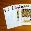 Playing Cards — Stock Photo #5874653