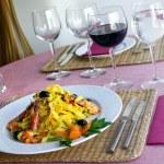 Italian pasta — Stock Photo #5874693