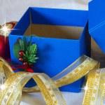Xmas Gift — Stock Photo #5874775