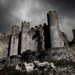 Dark Castle - Foto de Stock