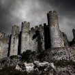 Stock Photo: Dark Castle