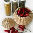 Hot Spice — Stock Photo