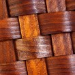 Woven Wood - Stock Photo