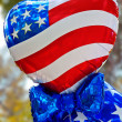 Stockfoto: USA balloons