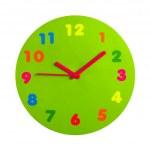 Toy Clock — Stock Photo