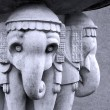 Hindu Sculpture - Stockfoto