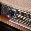 Vintage Radio - Stock Photo