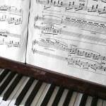Piano Keys — Stock Photo #5874995