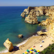 marinha beach — Stock Photo